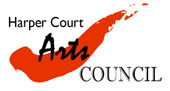 Harper Court Art Council logo