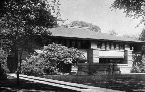 Arthur Heurtley House