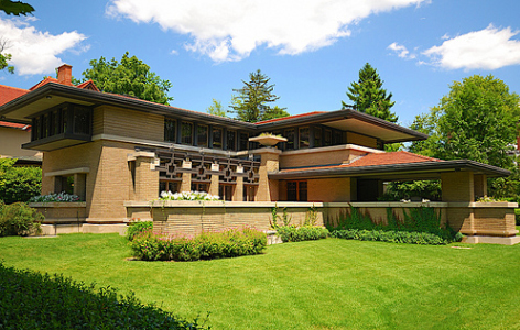 Meyer S. May House | Frank Lloyd Wright Trust