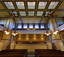 Sanctuary, Unity Temple