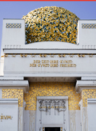 Vienna: The Secession building