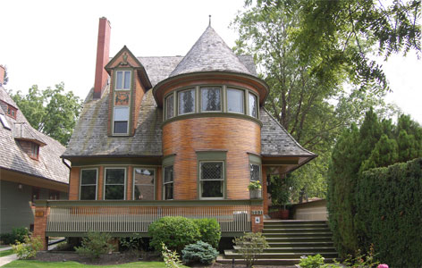 Walter Gale House