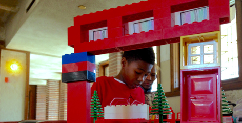 Open Design Studio with LEGO