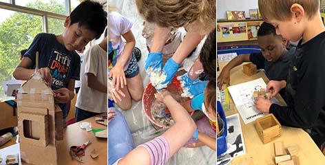 classroom workshops