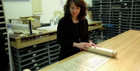 Exhibition Curator Janice Katz