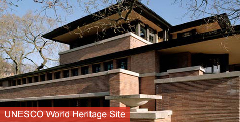 Robie House - UNESCO World Heritage Site
