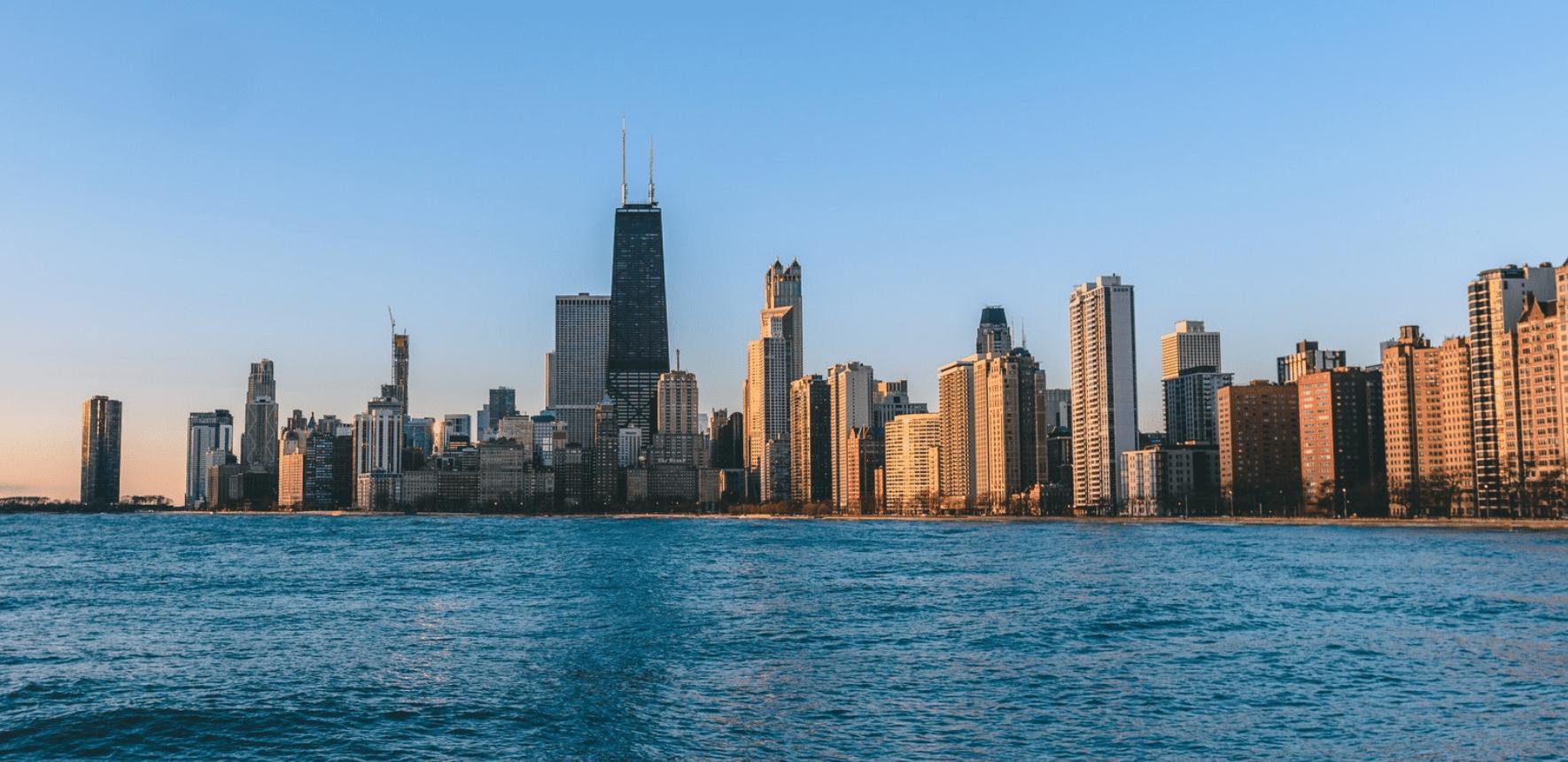 Chicago Lakefront Skyline