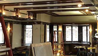 Robie House Restoration